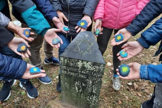 Paminėjome Lietuvos žydų genocido aukų atminimo dieną