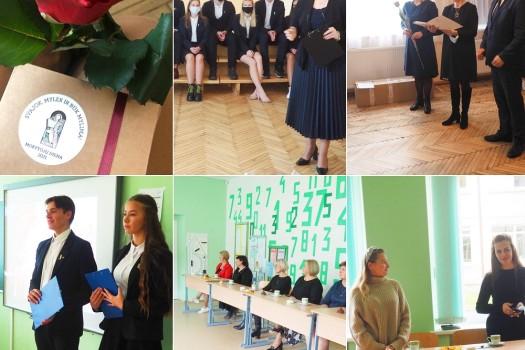 Tarptautinė mokytojų diena