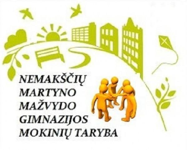 Nemakščių Martyno Mažvydo gimnazijos mokinių taryba